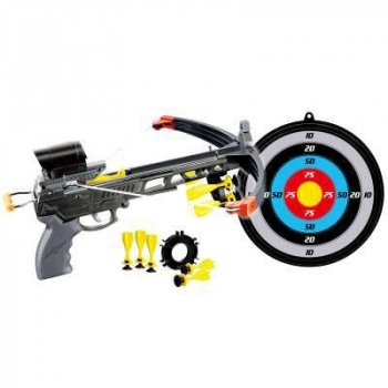 Crossbow With Target