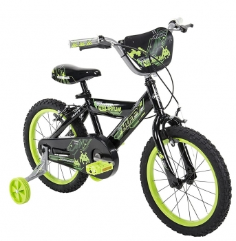 Huffy 16 inch, Delirium with Training Wheels