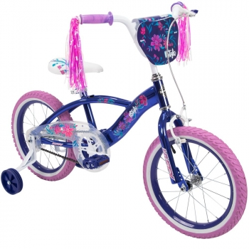 Huffy 16 inch, NSTYLE with Training Wheels