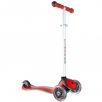 Primo Plus 3-Wheel Scooter, Red