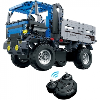 Radio Controlled Truck to Build
