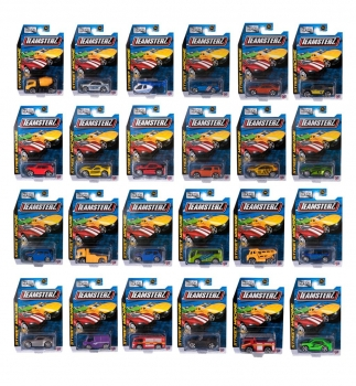 Blister Pack 1 Car Die Cast - Assorted