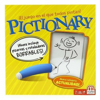 Pictionary Game - French Version