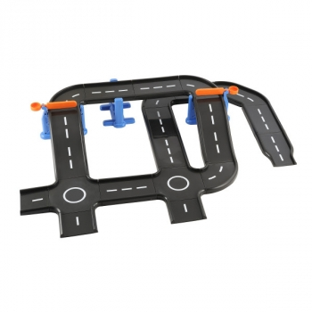 Car Track Ready To Drive