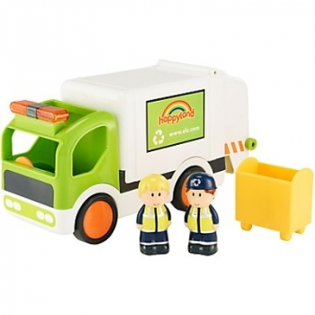 Lights And Sounds Bin Lorry