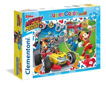 Mickey and the Roadster Races, 104 Maxi pcs