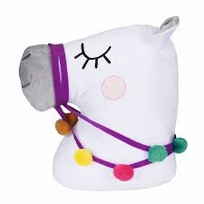 Llama Berry Scented Pillow