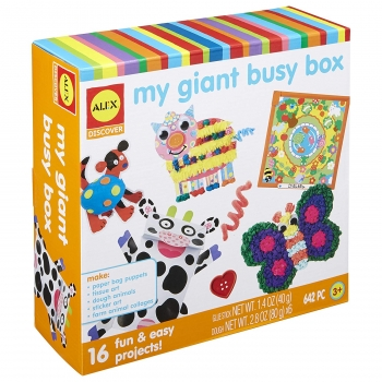My Giant Busy Box