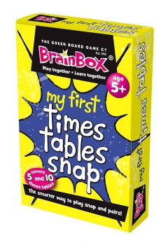 Brainbox - My First Time Tables Snap