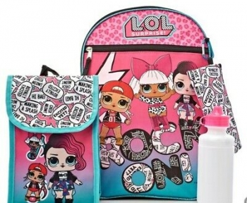 L.O.L Surprise - Backpack With Lunch Kit 16''