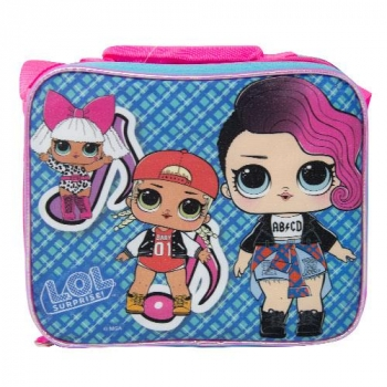 L.O.L Surprise - Insulated Lunch Bag With adjustable Strap