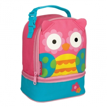 Lunch Pals Bag, Owl