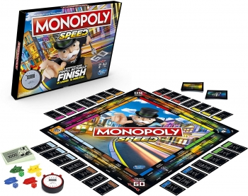 Monopoly Speed - French