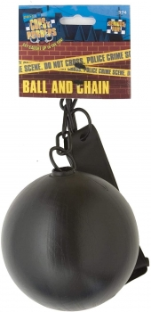 Smiffy's Men's Chain and Ball Convicts