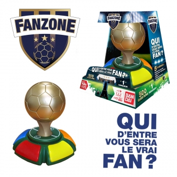 Fanzone Game - French