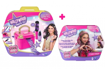 Cool Maker Hollywood Hair + Assorted Extensions Refill