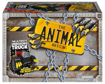 The Animal Interactive Unboxing Truck