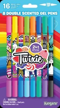 TWIXIE® 16 Scented Double Ended Gel Pens