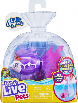 Little Live Pets Lil' Dippers - Assorted