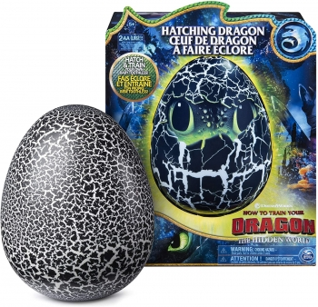 Hatching Dragon ,Toothless