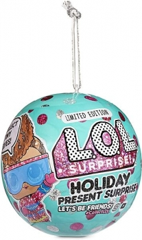 L.O.L Holiday Present Surprise