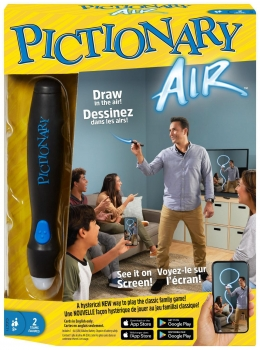 Pictionary Air Drawing Family Game