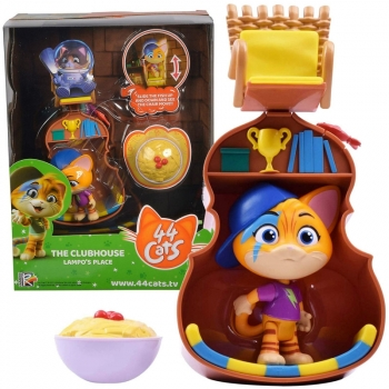 44 Cats Clubhouse Playset, Lampo's Palace