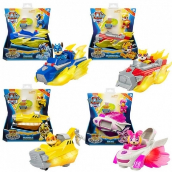 Paw Patrol Mighty Pups Charaged Up - Assorted