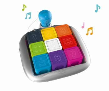 Smoby Smart Clever Cubes