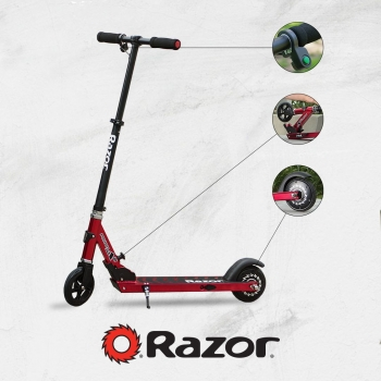 Razor Power A2 Lithium Powered Electric Scooter 18km/hr