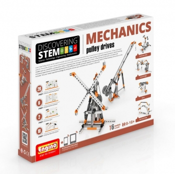 Discovering STEM Mechanics Pulley Drives