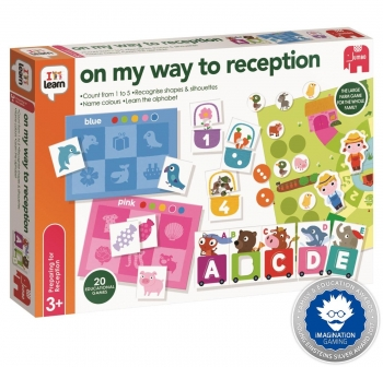I Learn on My Way to Reception