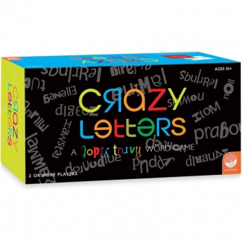 Crazy Letters Card Game