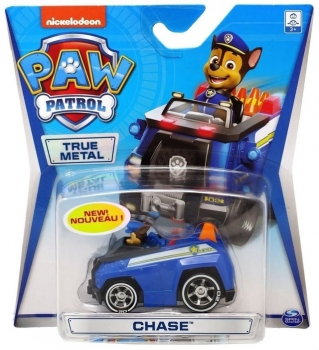 Paw Patrol Mighty Pup Diecast, Assorted